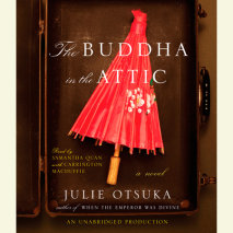 The Buddha in the Attic Cover