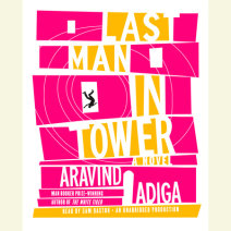 Last Man in Tower Cover