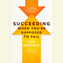 Succeeding When You're Supposed to Fail Cover