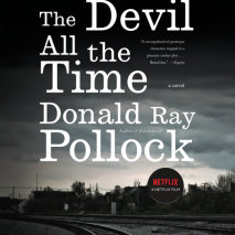 The Devil All the Time Cover