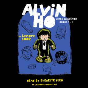 The Alvin Ho Super Collection: Books 1-4