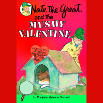 Nate the Great and the Mushy Valentine Cover
