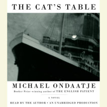 The Cat's Table Cover