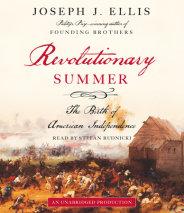Revolutionary Summer Cover