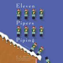 Eleven Pipers Piping Cover