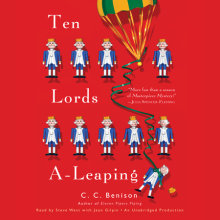 Ten Lords A-Leaping Cover