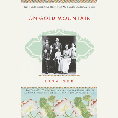 On Gold Mountain cover