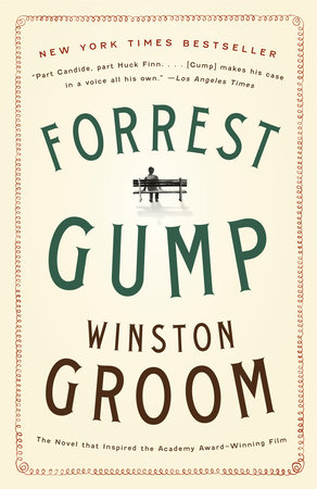 Forrest Gump by Winston Groom