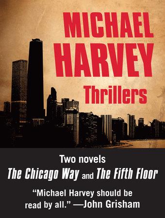 Michael Harvey Thrillers 2-Book Bundle by Michael Harvey