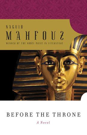 Before the Throne by Naguib Mahfouz