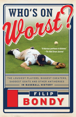 Who's on Worst? Book Cover Picture