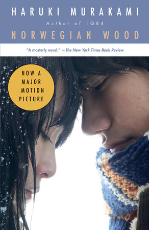 Norwegian Wood Book Cover Picture