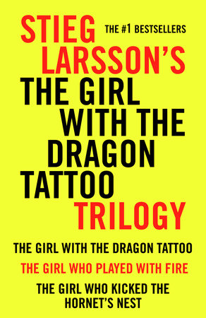 Girl With The Dragon Tattoo Ebook