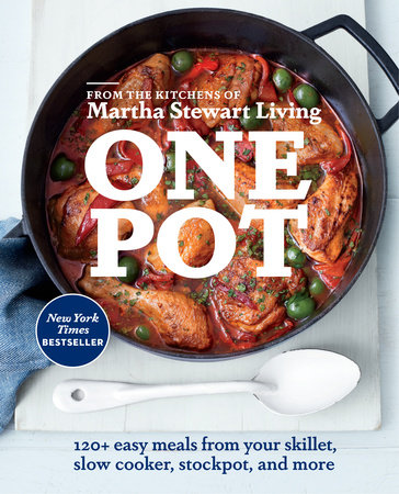 One Pot by Editors of Martha Stewart Living