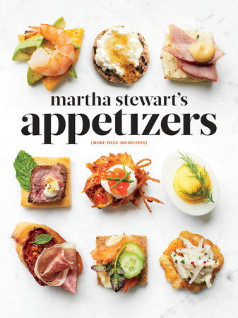 Martha Stewart's Appetizers by Martha Stewart