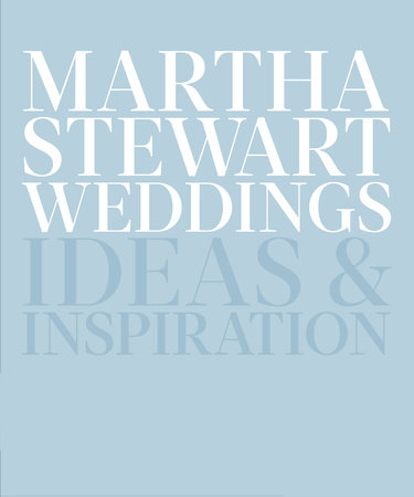 The cover of the book Martha Stewart Weddings
