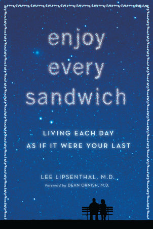 Enjoy Every Sandwich Book Cover Picture