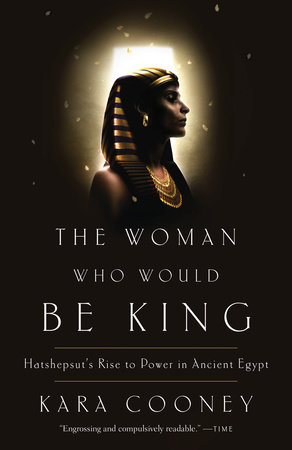 The Woman Who Would Be King Book Cover Picture