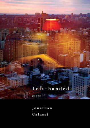 Left-handed by Jonathan Galassi