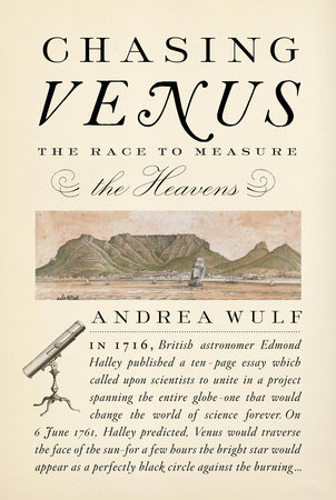 Chasing Venus by Andrea Wulf