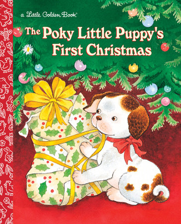 The Poky Little Puppy's First Christmas by Justine Korman
