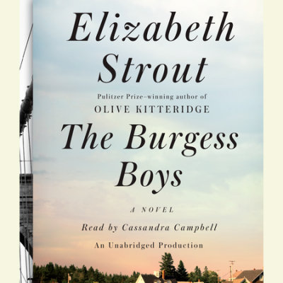 The Burgess Boys cover
