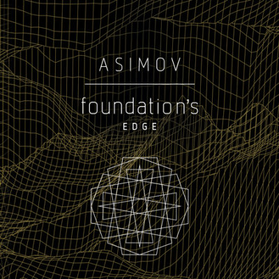 Foundation's Edge cover