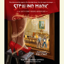 Stealing Magic: A Sixty-Eight Rooms Adventure Cover