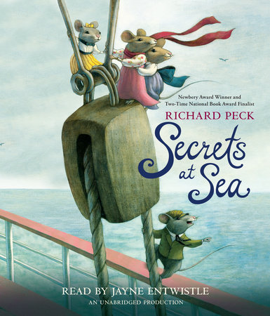 Secrets at Sea by Richard Peck