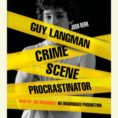Guy Langman, Crime Scene Procrastinator cover