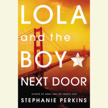 Lola and the Boy Next Door Cover