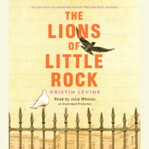 The Lions of Little Rock Cover
