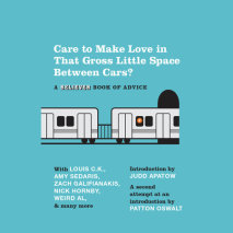 Care To Make Love In That Gross Little Space Between Cars? Cover
