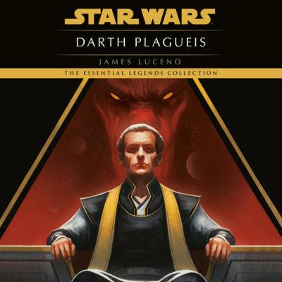 Darth Plagueis: Star Wars cover