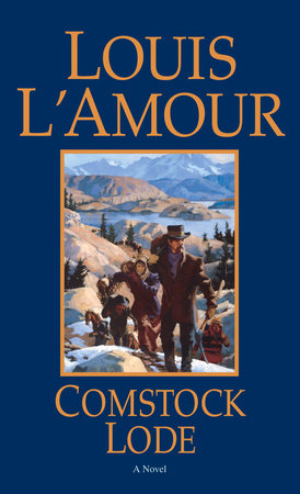Comstock Lode cover