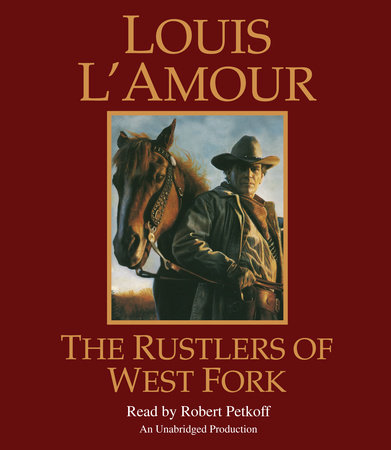 The Rustlers of West Fork cover