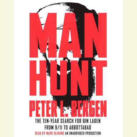 Manhunt by Peter L. Bergen