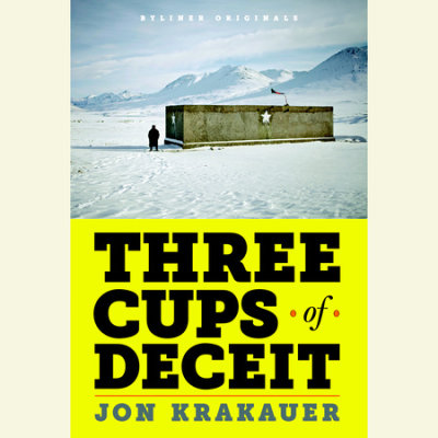 Three Cups of Deceit cover