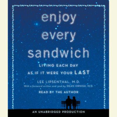 Enjoy Every Sandwich cover