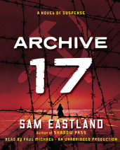 Archive 17 Cover