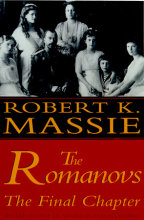 The Romanovs: The Final Chapter Cover