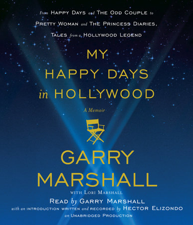 My Happy Days in Hollywood Book Cover Picture