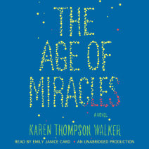 The Age of Miracles Cover