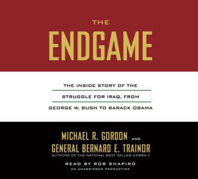 The Endgame cover
