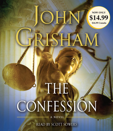 The Confession cover