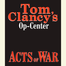 Tom Clancy's Op-Center #4: Acts of War Cover