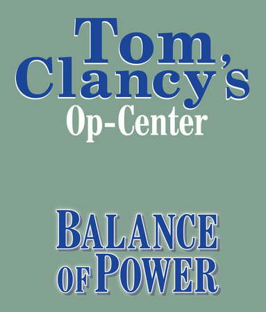 Tom Clancy's Op-Center #5: Balance of Power cover