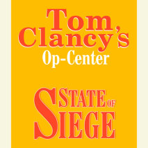 Tom Clancy's Op-Center #6: State of Siege Cover