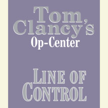 Tom Clancy's Op-Center #8: Line of Control Cover