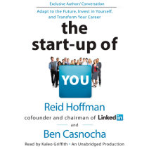The Start-up of You Cover